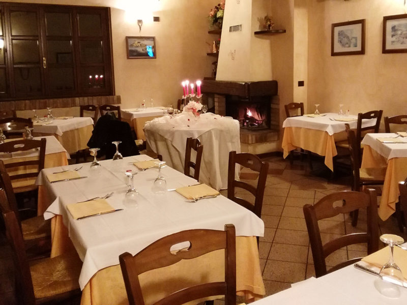Sala Ristorante Ginevra